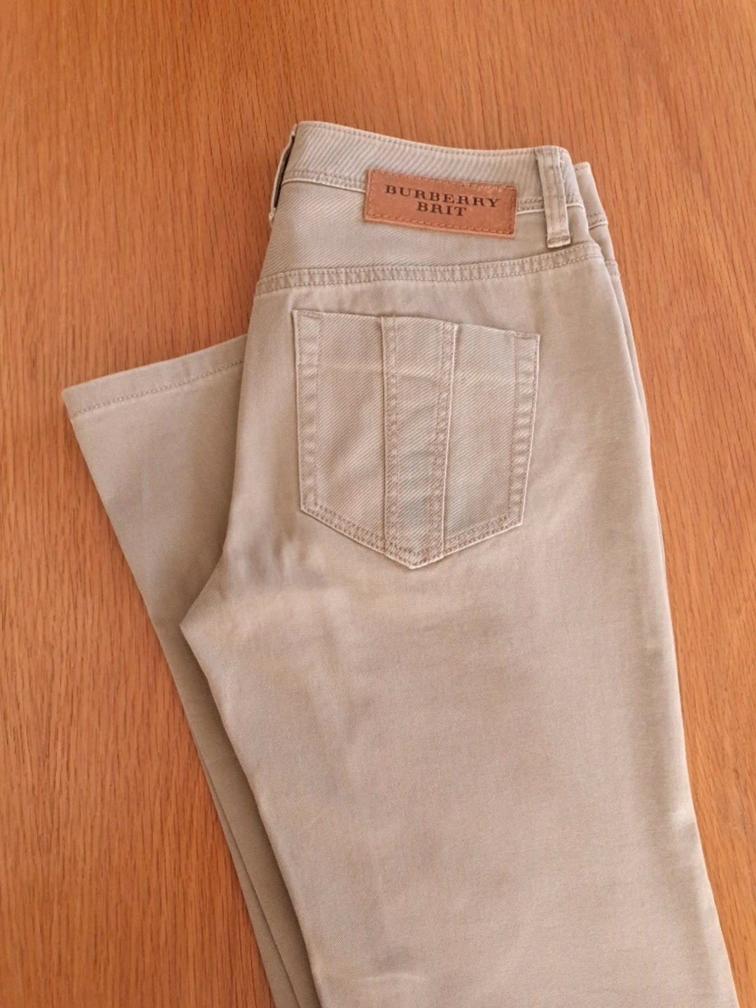 Women's trousers & jeans - BURBERRY photo 2