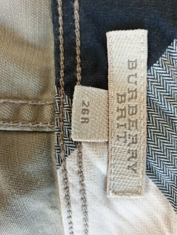 Naiset housut & farkut - BURBERRY photo 3