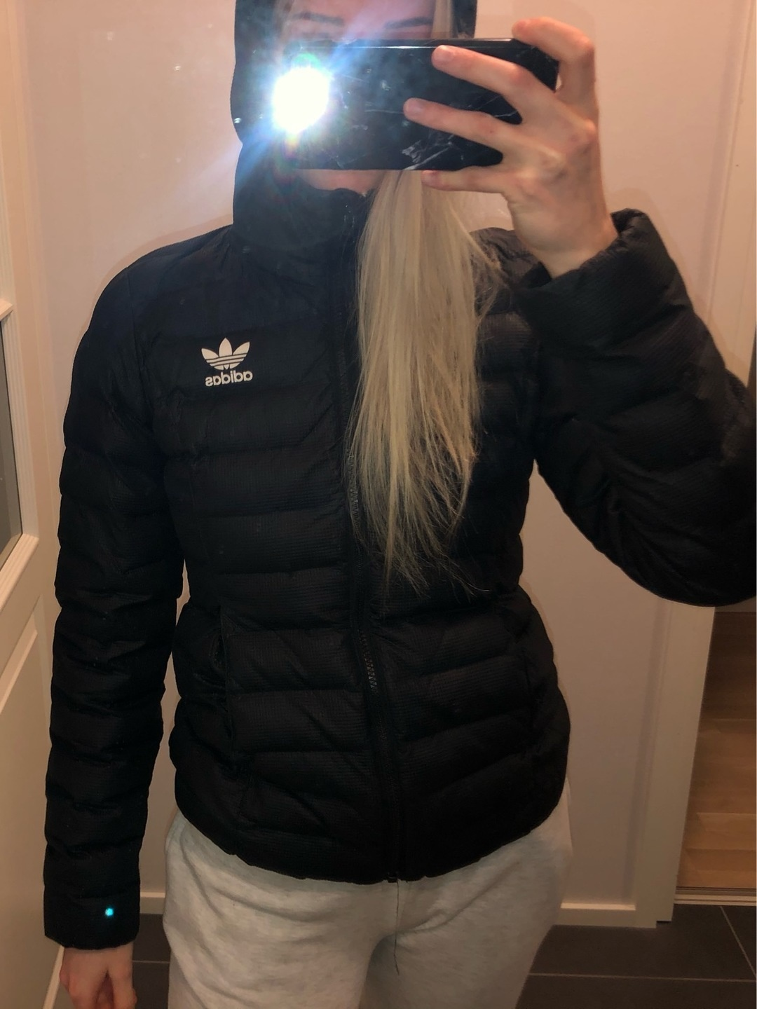 Women's coats & jackets - ADIDAS photo 1