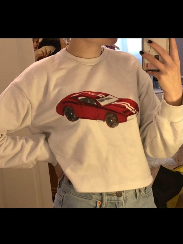 Women's hoodies & sweatshirts - BERSHKA photo 1