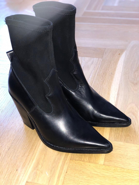 Damers støvler - MANGO photo 1