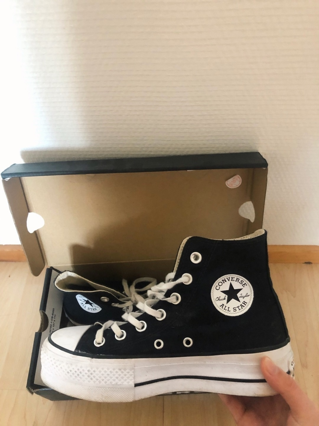 Damen sneakers - CONVERSE photo 1