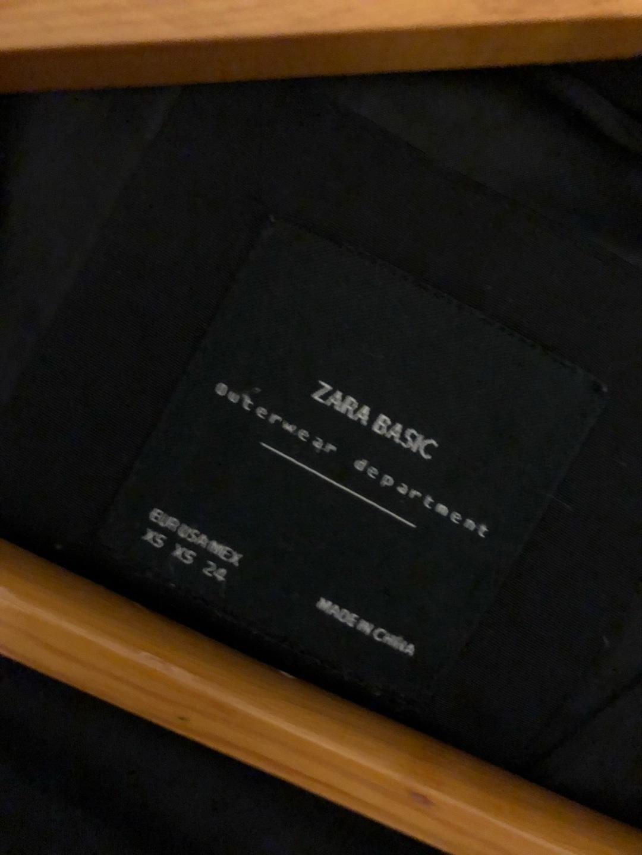 Damers frakker og jakker - ZARA photo 3