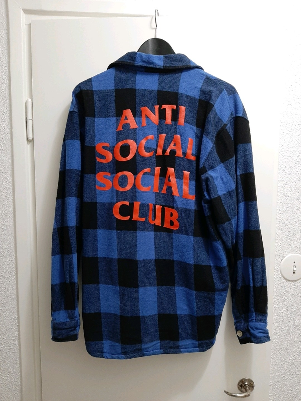 Women's blouses & shirts - ANTI SOCIAL SOCIAL CLUB photo 2