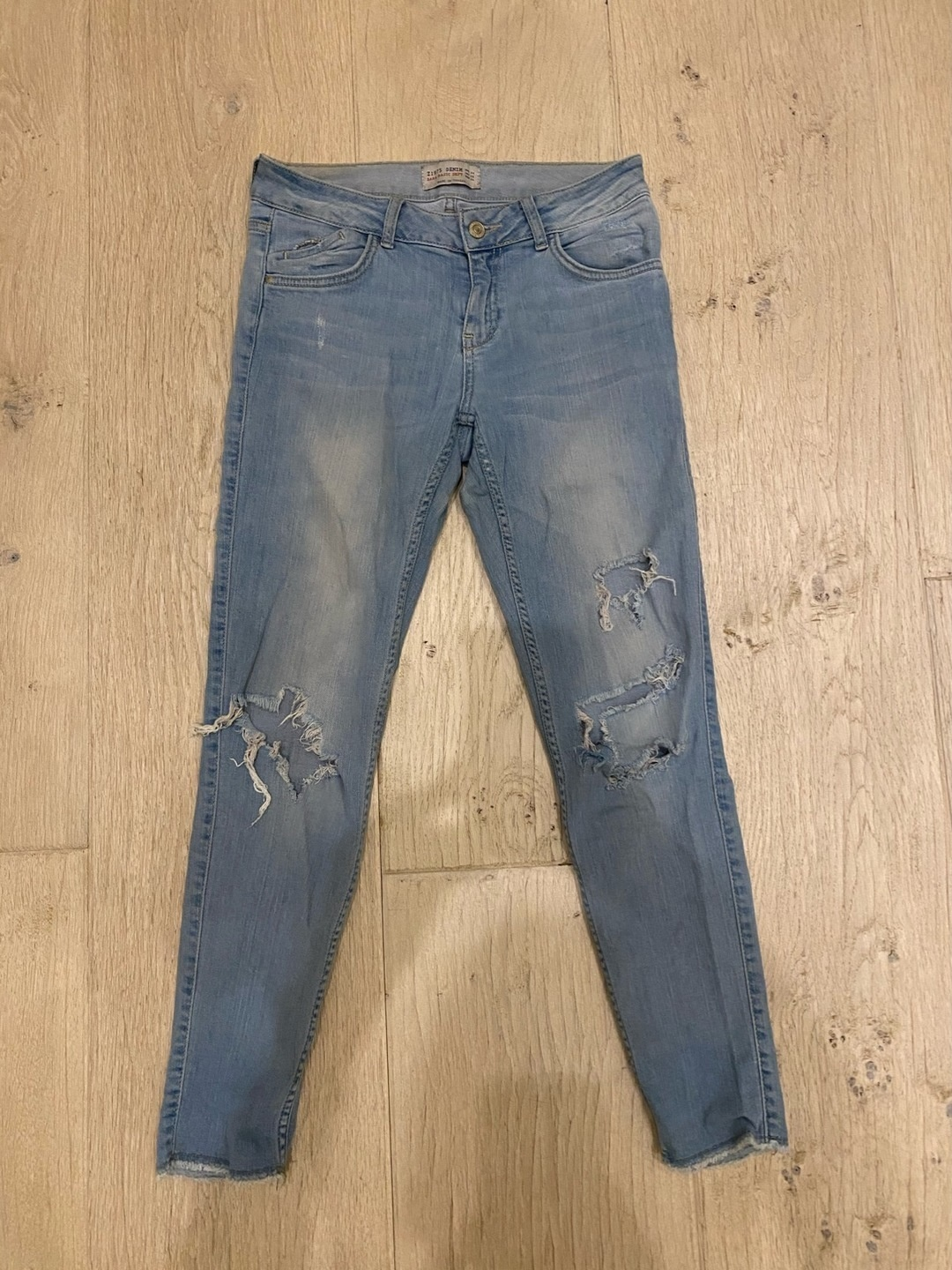Damen hosen & jeans - ZARA photo 4