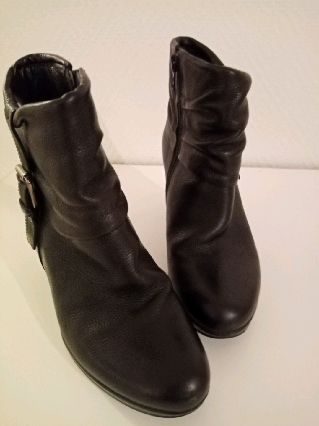 Women's boots - VERA PELLE photo 2