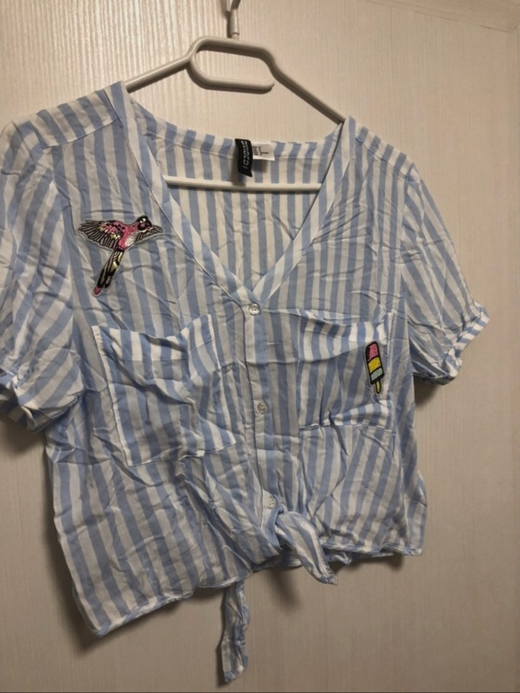 Damers toppe og t-shirts - H&M photo 3