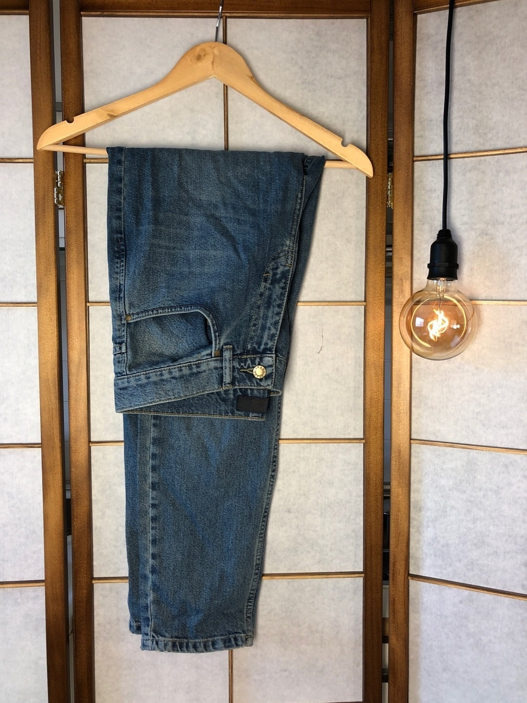 Women's trousers & jeans - NLY-JEANS photo 1