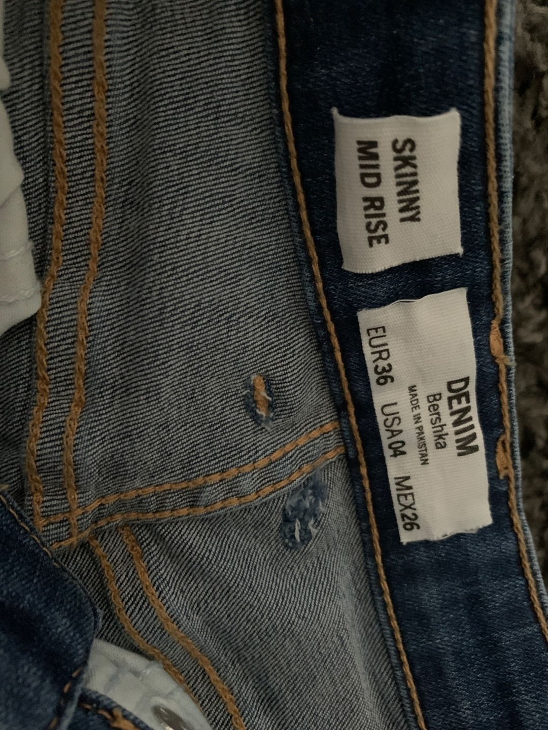 Women's trousers & jeans - BERSHKA photo 3