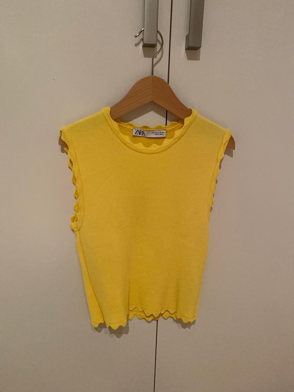 Damers toppe og t-shirts - ZARA photo 1