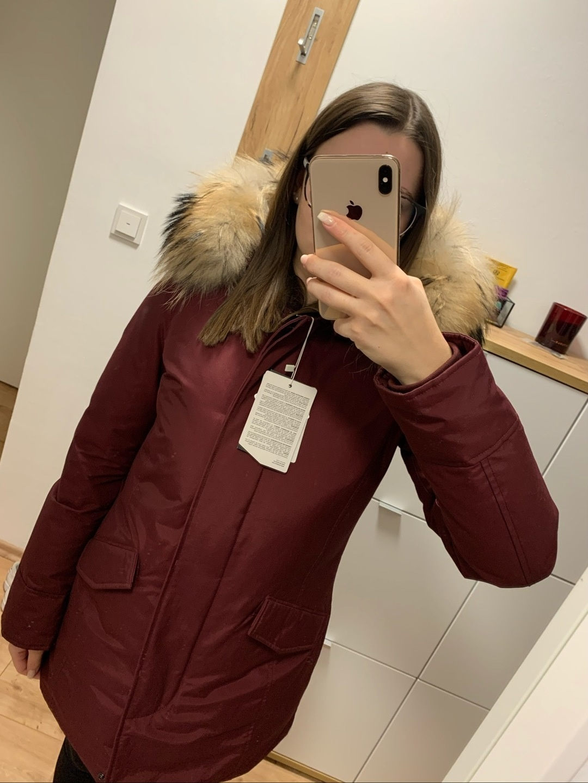Women's coats & jackets - WOOLRICH PARKER photo 1