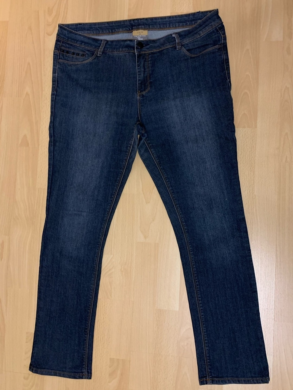 Women's trousers & jeans - MAXI BLUE photo 1