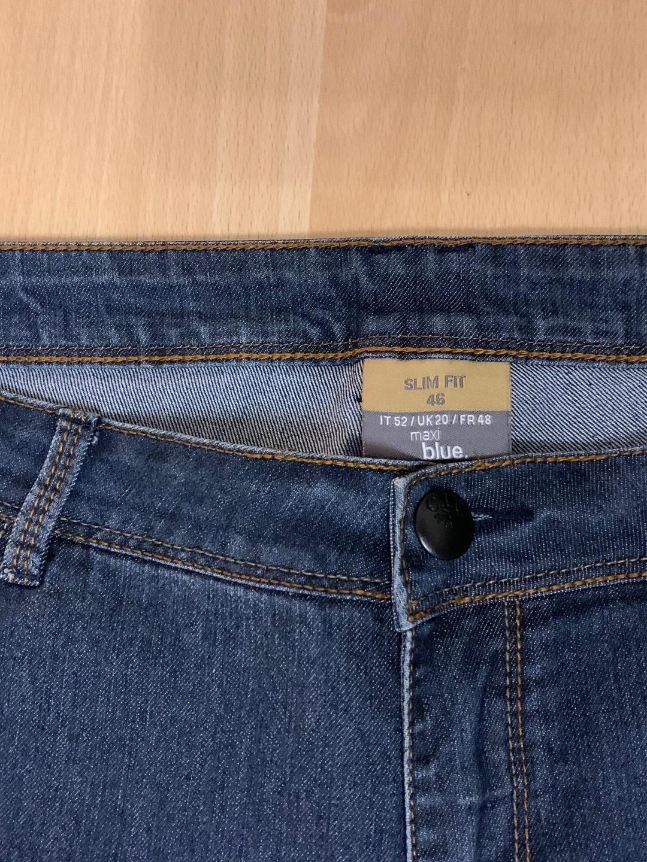Women's trousers & jeans - MAXI BLUE photo 3