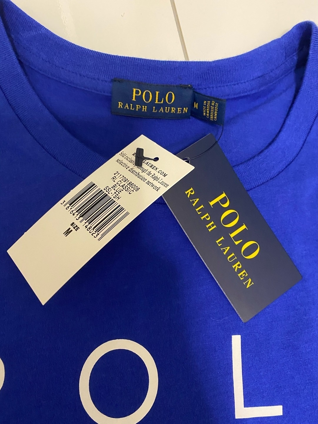 Damers toppe og t-shirts - RALPH LAUREN photo 2