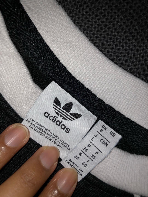 Damers hættetrøjer og sweatshirts - ADIDAS photo 4