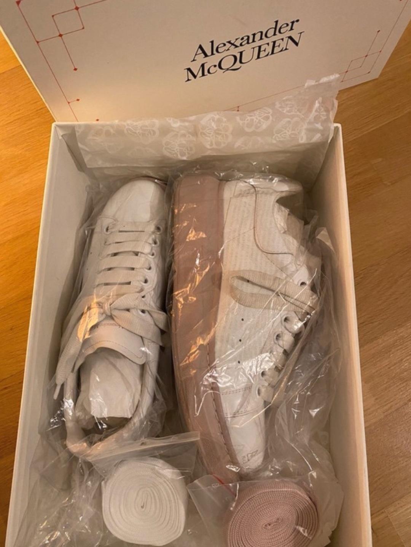 Damers sneakers - ALEXANDER MCQUEEN photo 4