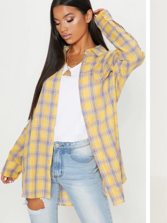 Damers bluser og skjorter - PRETTYLITTLETHING photo 4