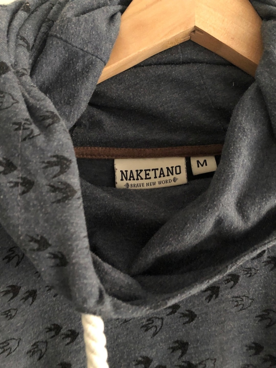 Damen kapuzenpullover & sweatshirts - NAKETANO photo 4