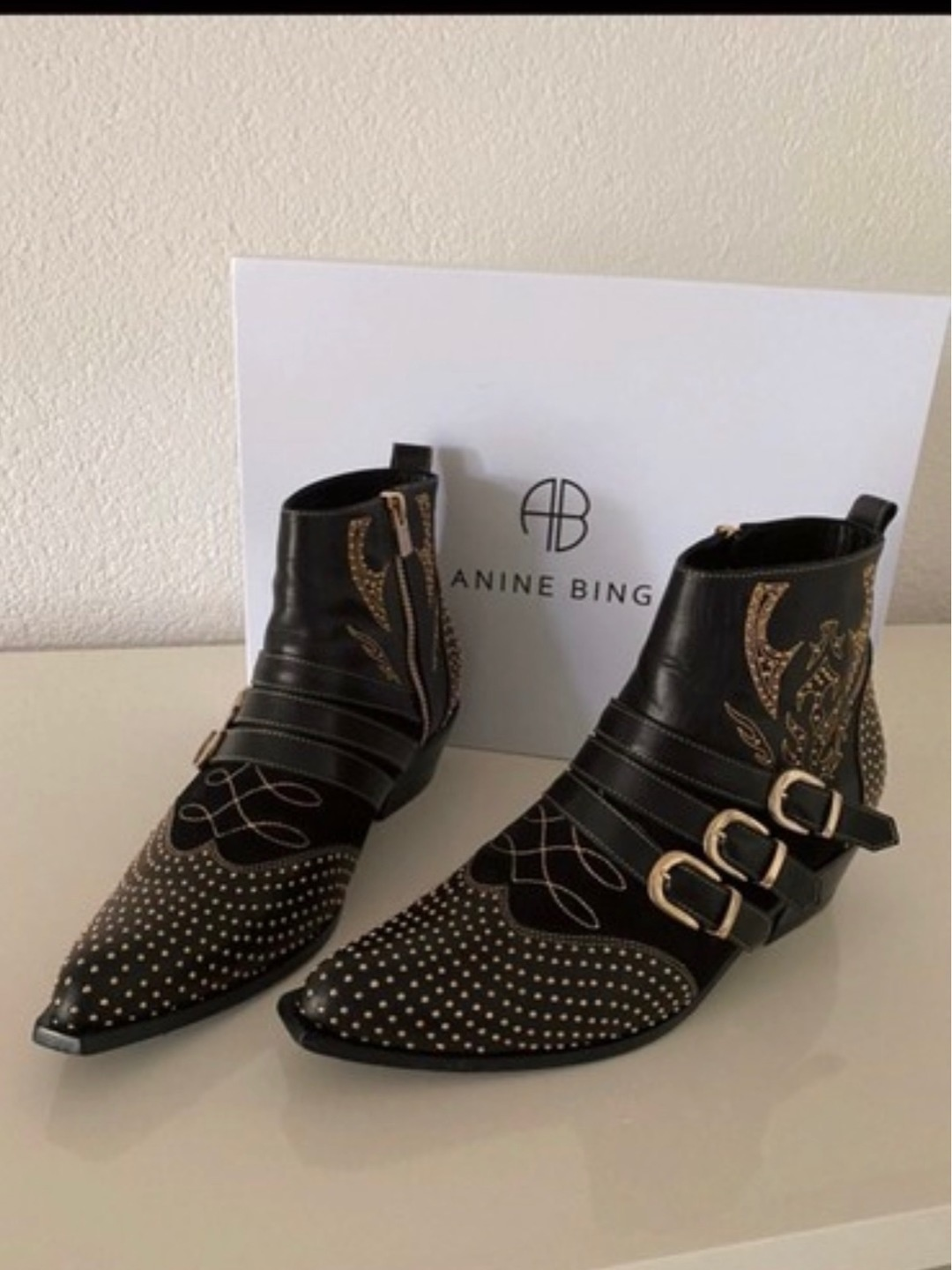 Women's boots - ANINE BING photo 1