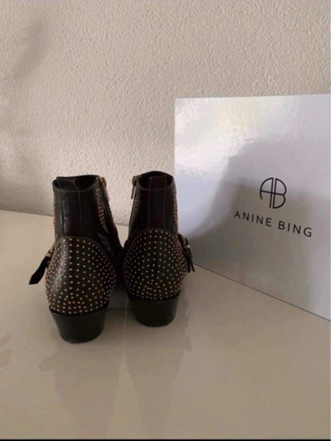 Women's boots - ANINE BING photo 2