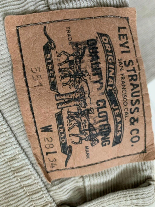 Damers bukser og jeans - LEVI'S photo 2