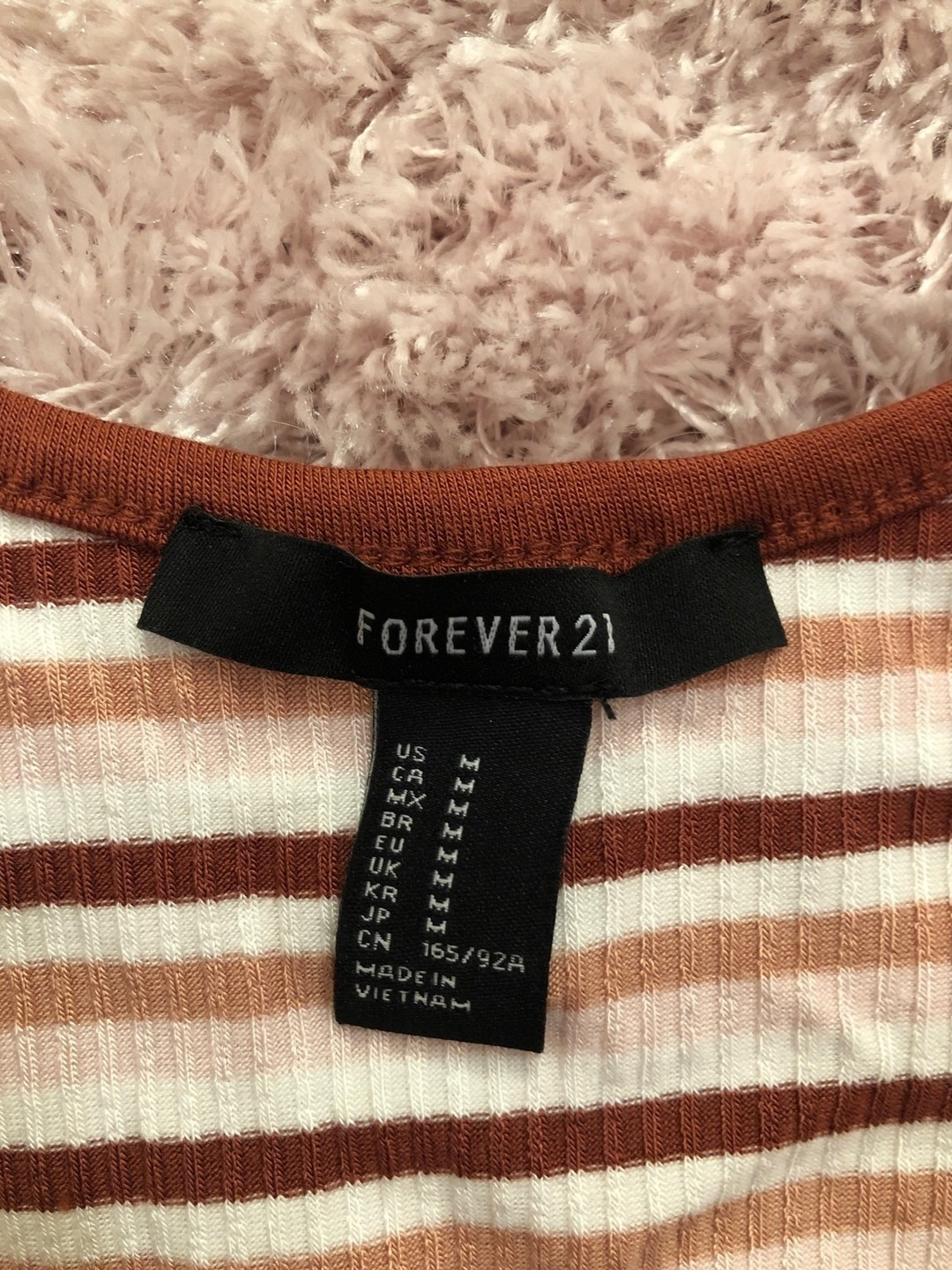 Women's tops & t-shirts - FOREVER 21 photo 3