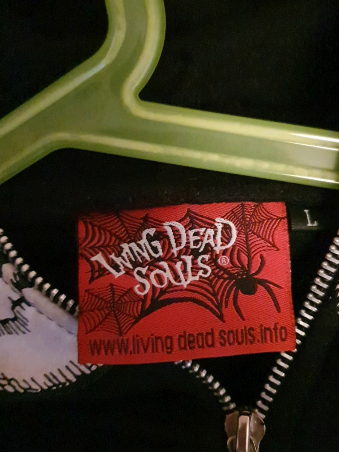 Women's hoodies & sweatshirts - LIVING DEAD SOULS photo 4