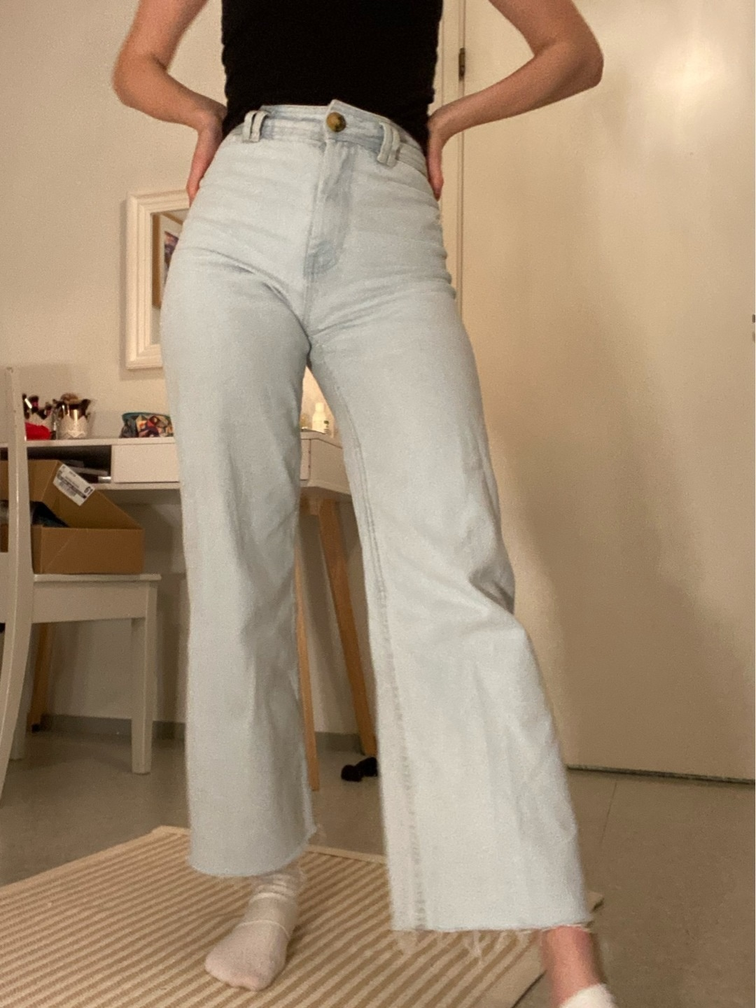 Women's trousers & jeans - STRADIVARIUS photo 1