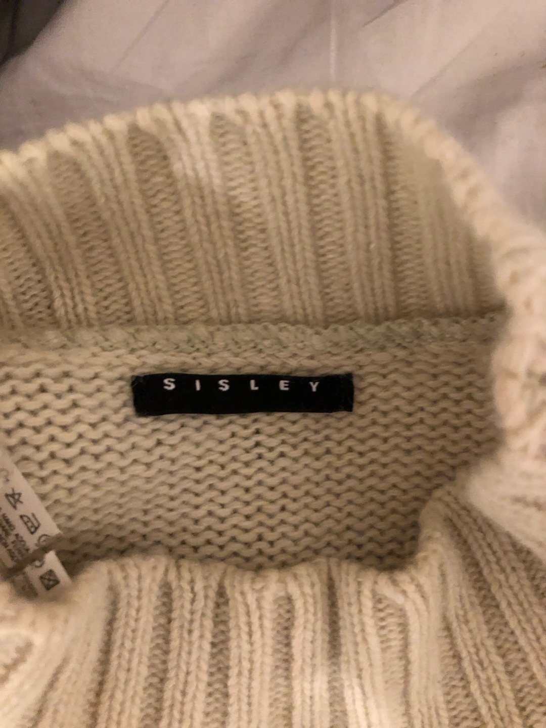 Damen pullover & strickjacken - SISLEY photo 2