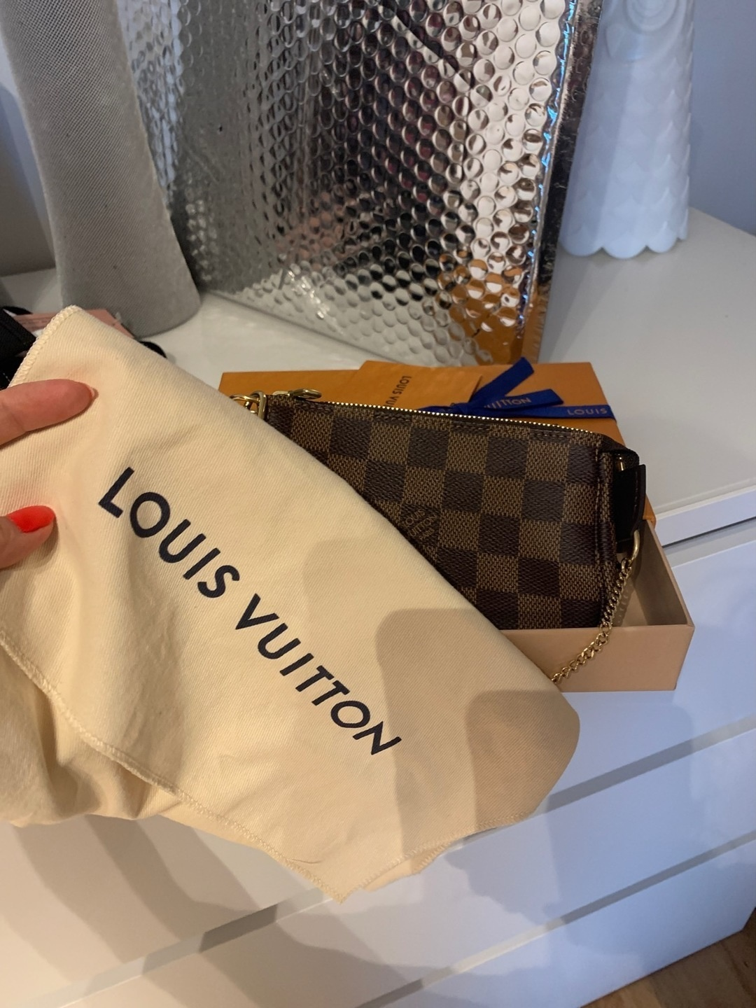 Damen taschen & geldbörsen - LOUIS VUITTON photo 4