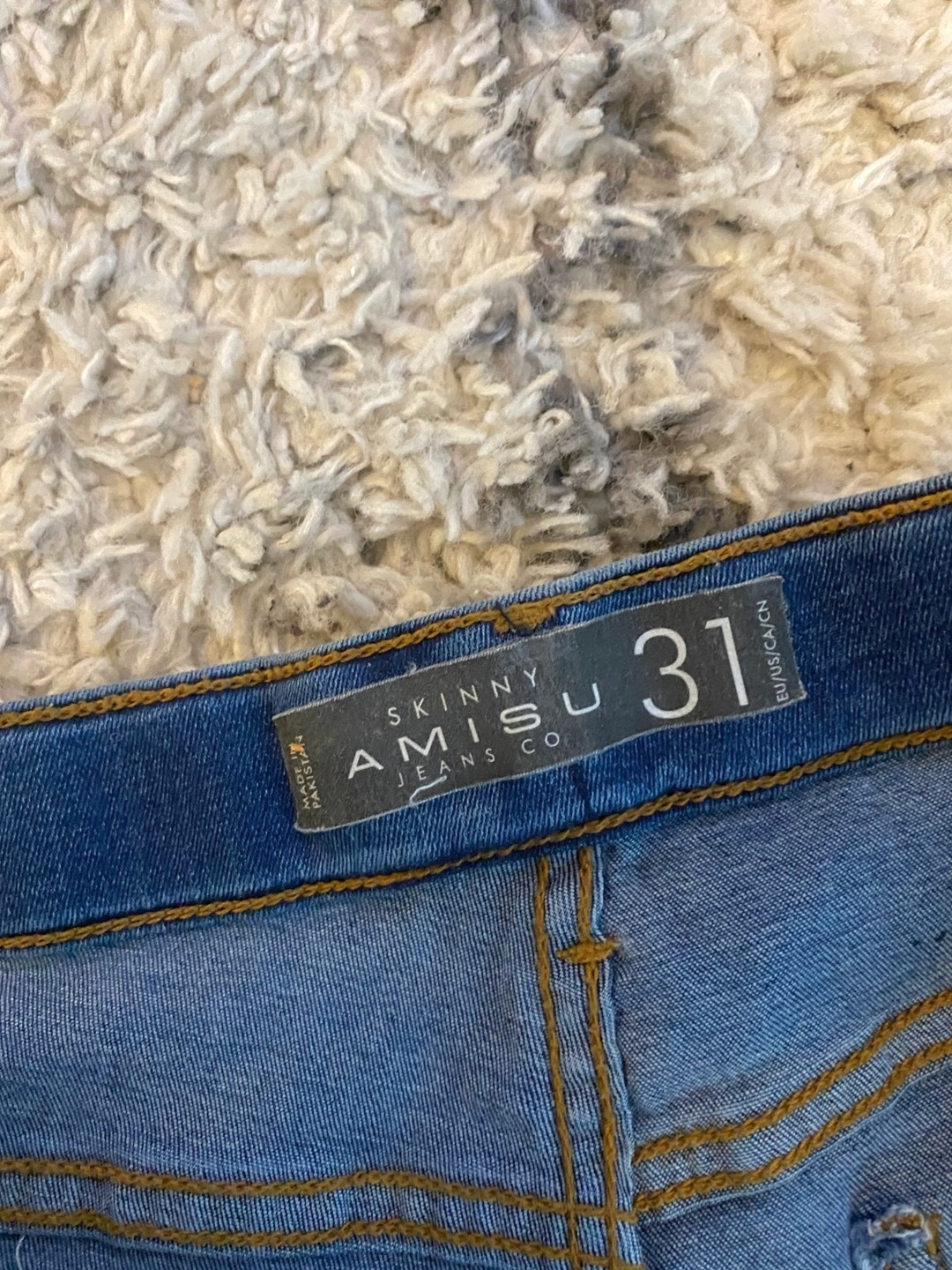 Women's trousers & jeans - AMISU photo 3