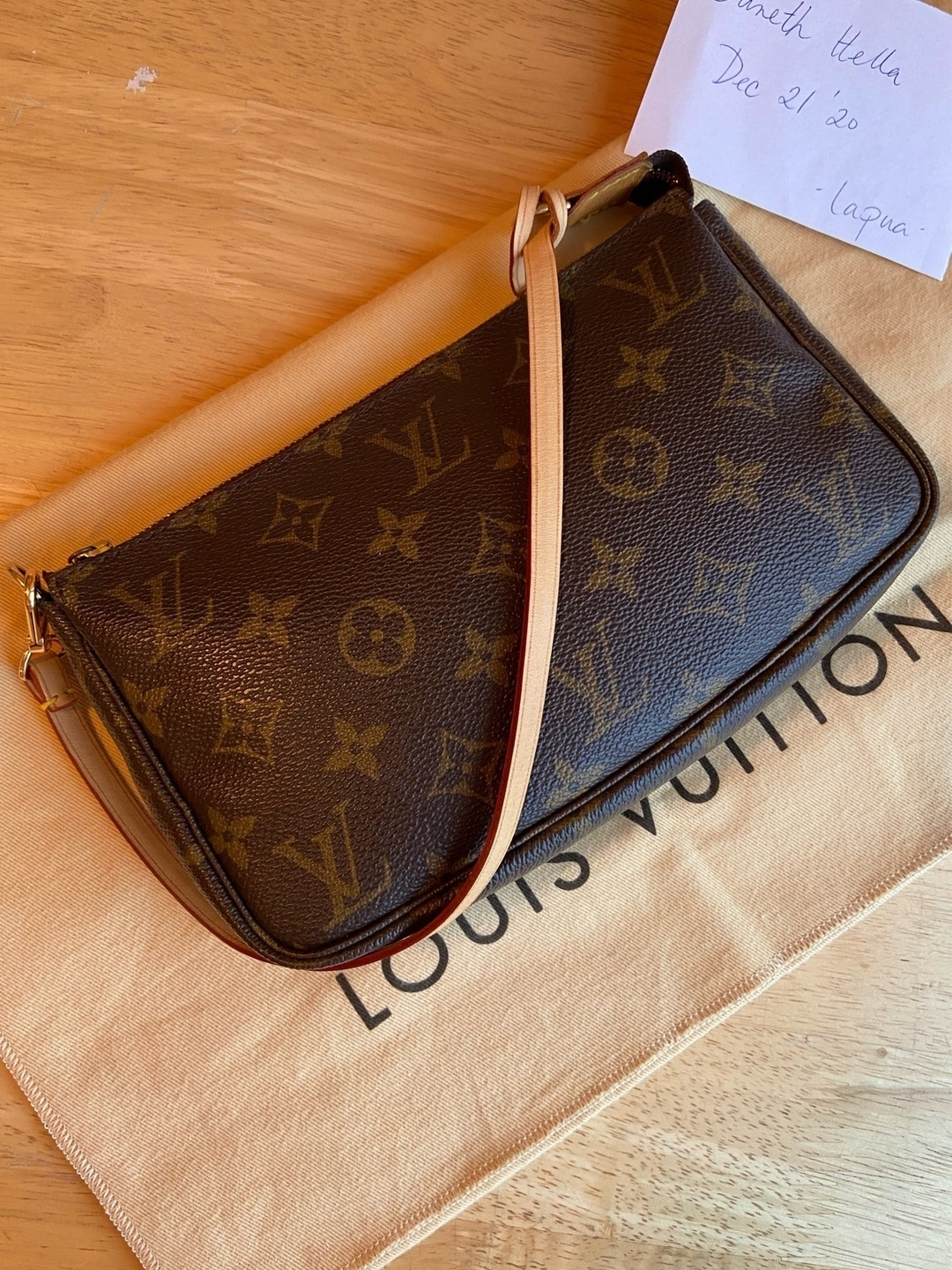 Damen taschen & geldbörsen - LOUIS VUITTON photo 1