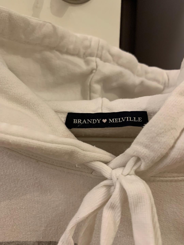 Damen kapuzenpullover & sweatshirts - BRANDY MELVILLE photo 4