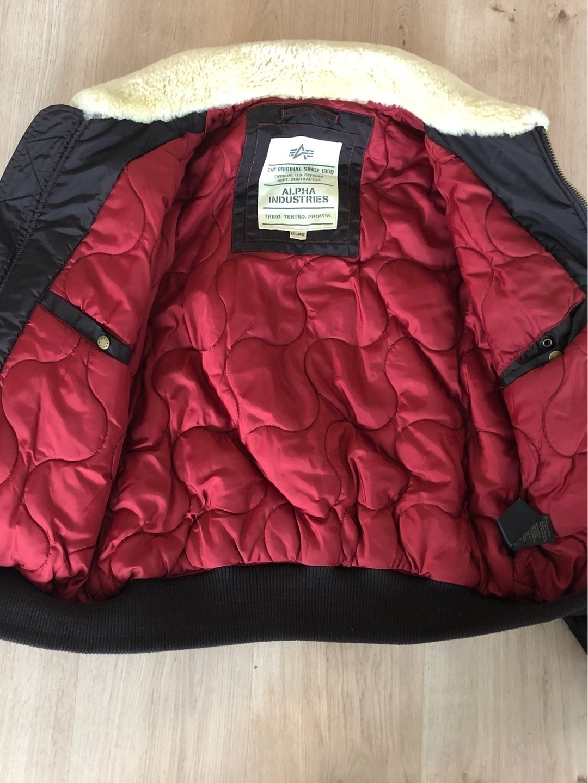 Women's coats & jackets - ALPHA INDUSTRIES photo 3