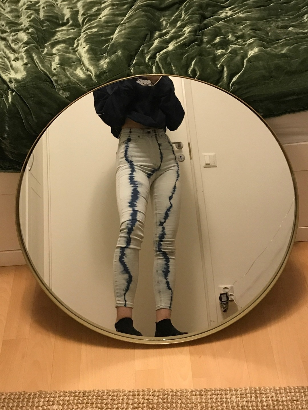 Damers bukser og jeans - CUBUS/HIGH WAIST HAILEY photo 1