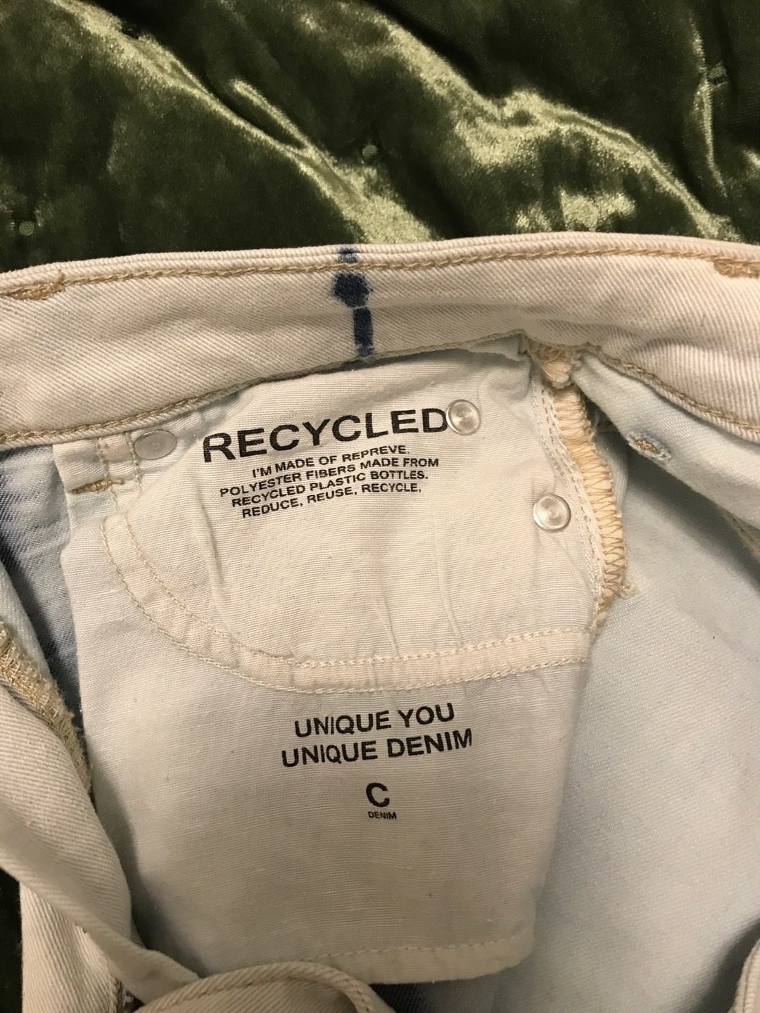 Damers bukser og jeans - CUBUS/HIGH WAIST HAILEY photo 4
