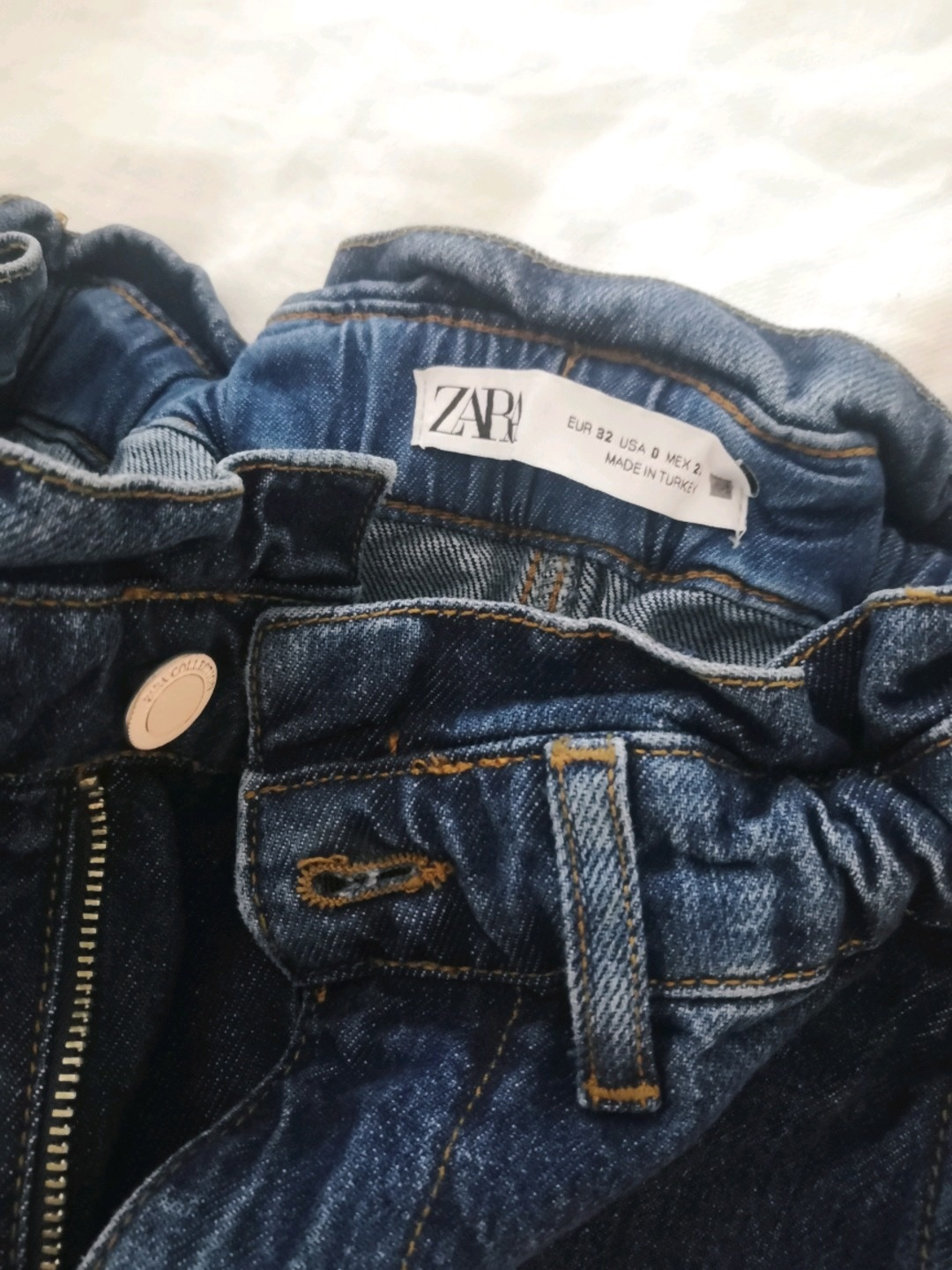 Damers bukser og jeans - ZARA photo 3