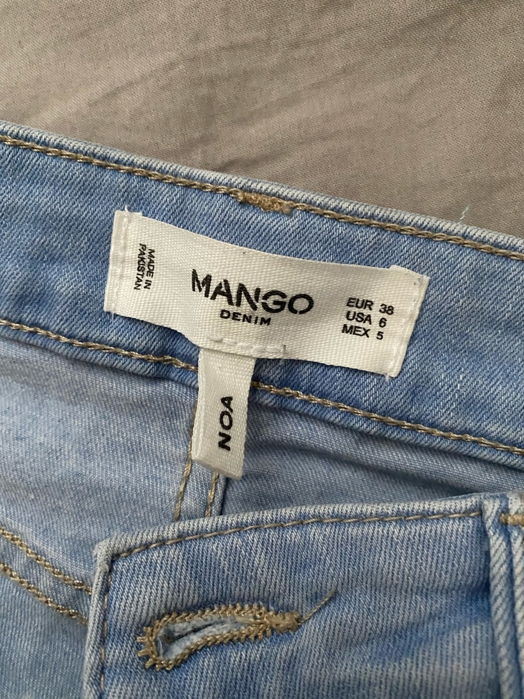 Damen hosen & jeans - MANGO photo 3