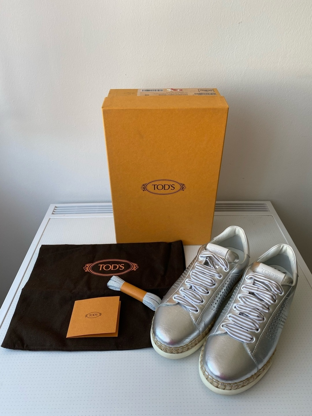 Damers flade sko & loafers - TOD'S photo 2