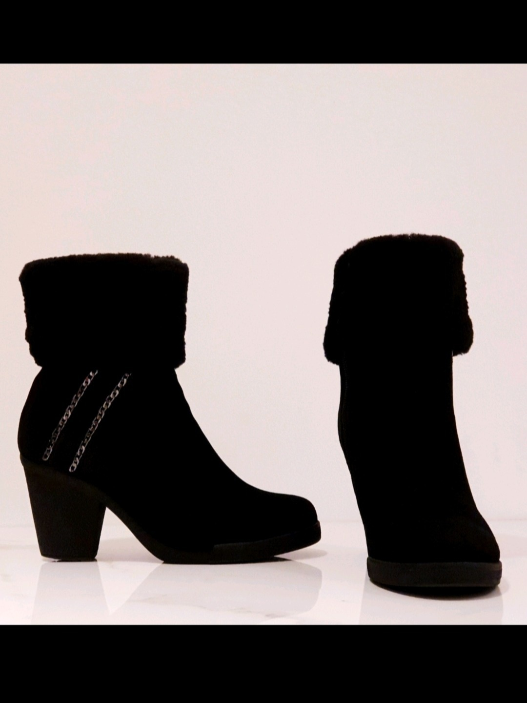Women's boots - VERO CUOIO photo 1