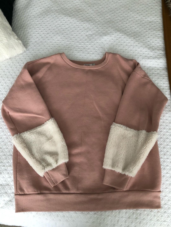 Damen kapuzenpullover & sweatshirts - BERSHKA photo 1