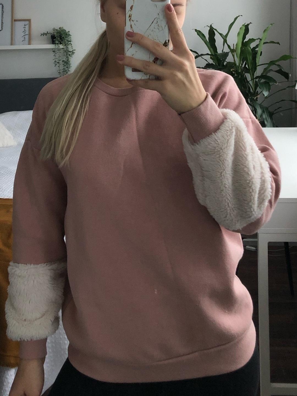 Damen kapuzenpullover & sweatshirts - BERSHKA photo 2