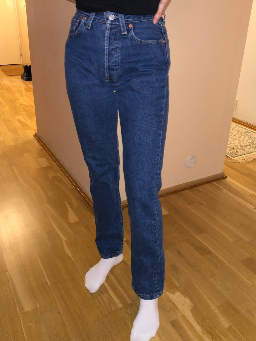 Damers bukser og jeans - LEVI'S photo 4