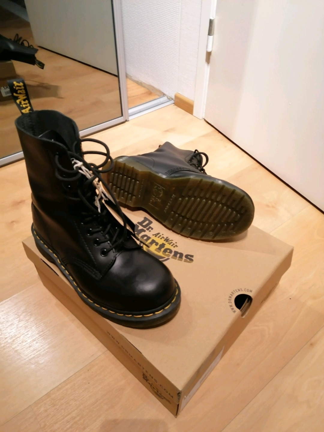 Women's winter & rain - DR. MARTENS photo 4