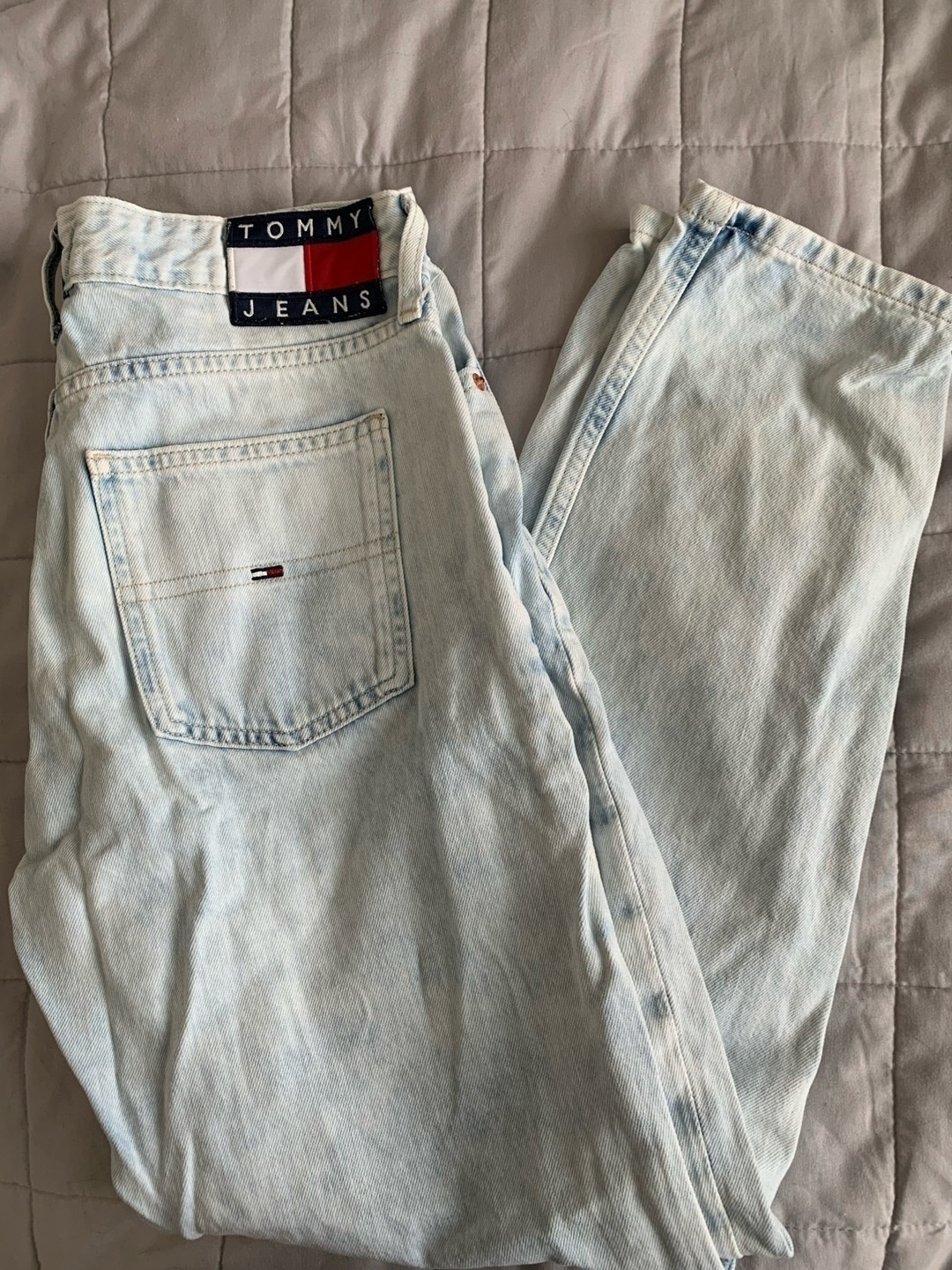 Women's trousers & jeans - TOMMY JEANS photo 1