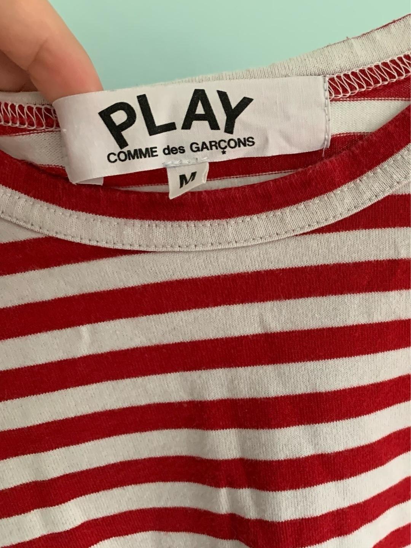 Damers bluser og skjorter - COMME DES GARCONS PLAY photo 2
