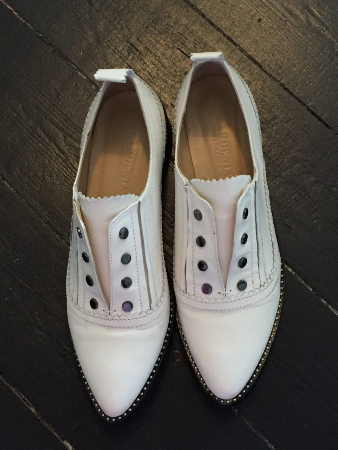 Women's flats & loafers - GARDENIA photo 1