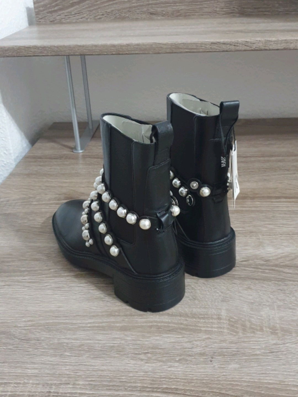 Women's boots - ZARA photo 2