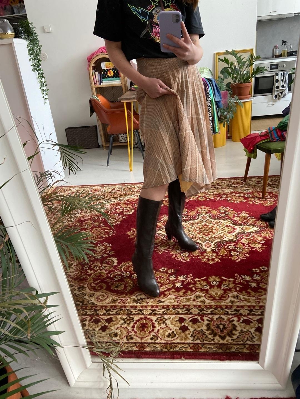 Damen stiefel - VINTAGE photo 3