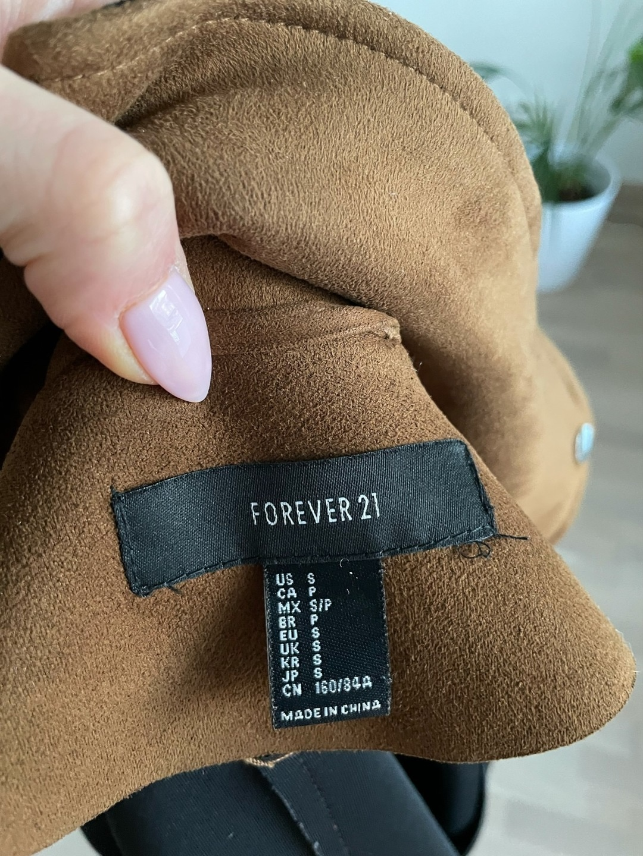 Damers frakker og jakker - FOREVER 21 photo 2